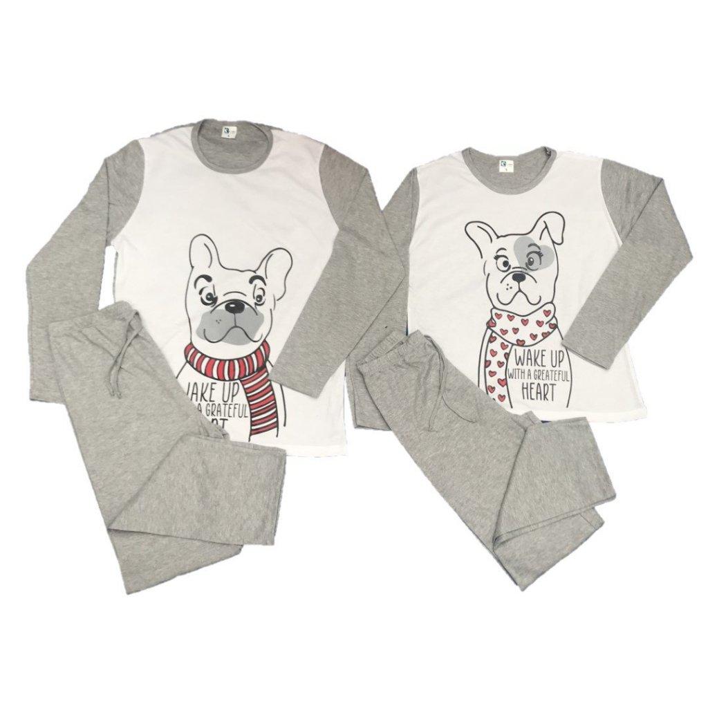 Pijama familiar perros - Esposos